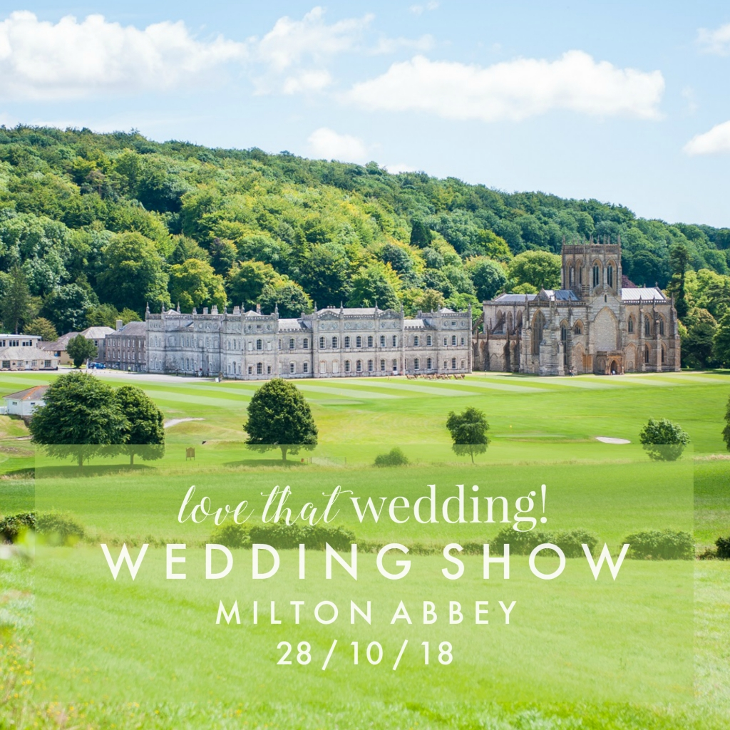MILTON ABBEY - WEDDING SHOW