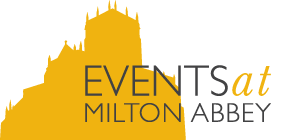 Events at Milton Abbey