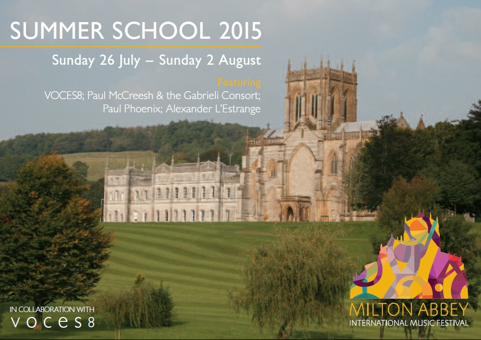 Music Fest summer school front cover